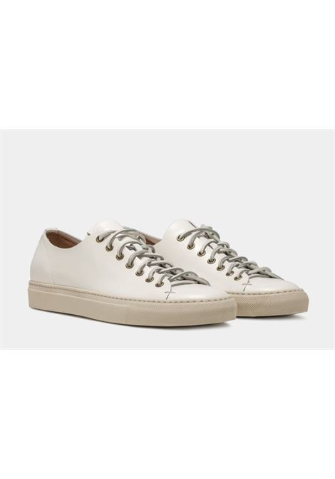 Lleather low top sneakers man BUTTERO | Sneakers | B4006TOSCH-UGBIANCO