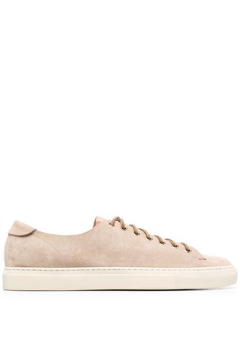 Buttero sneakers basse in camoscio uomo beige BUTTERO | Sneakers | B4020GORH-UG183