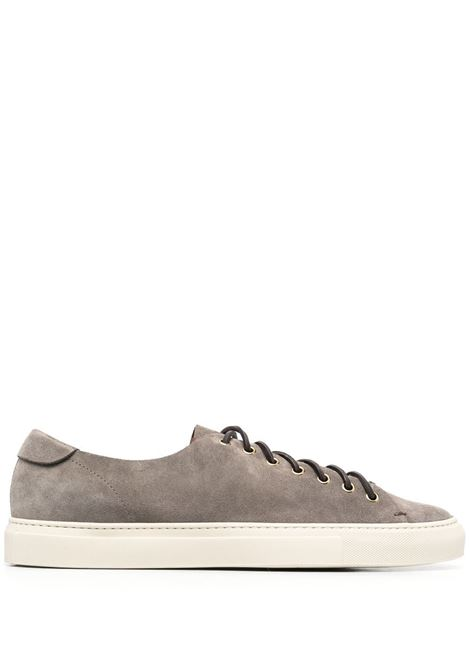 Buttero low top suede sneakers man grey BUTTERO | Sneakers | B4020GORH-UGTAUPE
