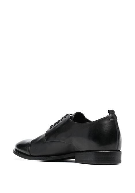 Buttero scarpe stringate in pelle uomo nero BUTTERO | Stringate | B7344DIV-UG01
