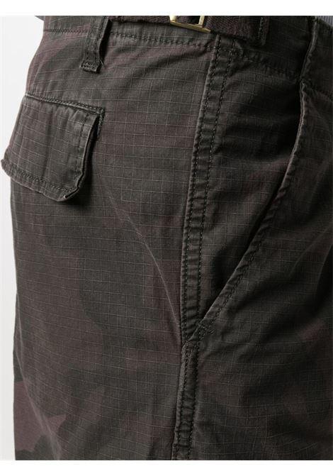 pantaloni cargo uomo militare in cotone CARHARTT WIP | Pantaloni | I009578.320DA.02