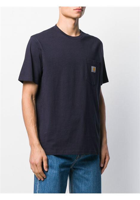 Carhartt wip t-shirt taschino uomo CARHARTT WIP | T-shirt | I0220911C.00