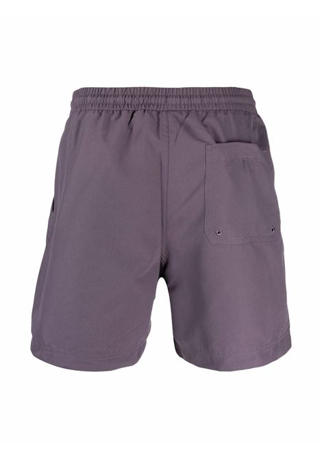 Carhartt Wip logo embroidered swim shorts man CARHARTT WIP | Swimwear | I0262350AF.90