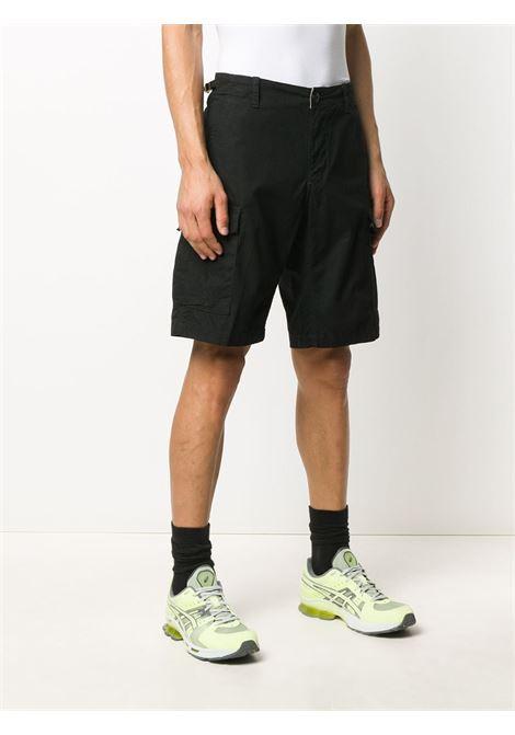 avation short man black CARHARTT WIP | Shorts | I02824589.02