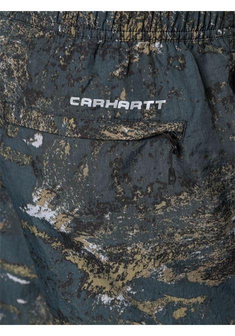 terra shorts man black CARHARTT WIP | Shorts | I0287550BU.90