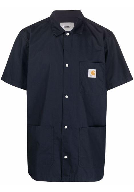 Creek shirt Blue Man CARHARTT WIP | Shirts | I0288051C.00