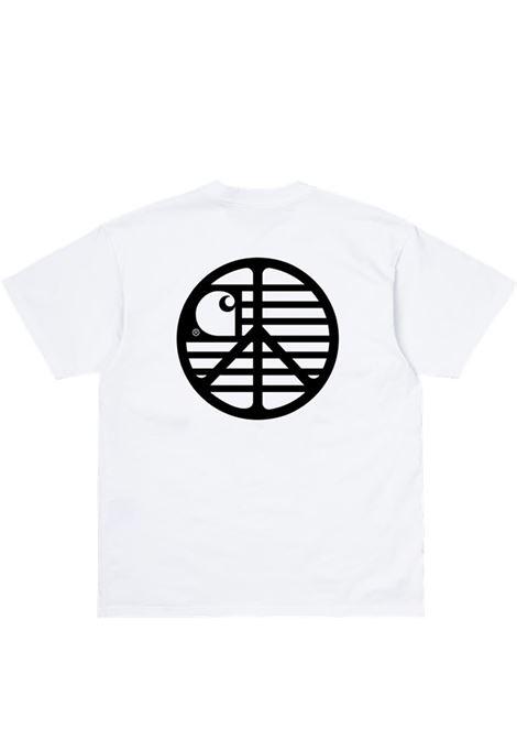 T-Shirt Con Logo Uomo CARHARTT WIP | T-shirt | I02893102.90