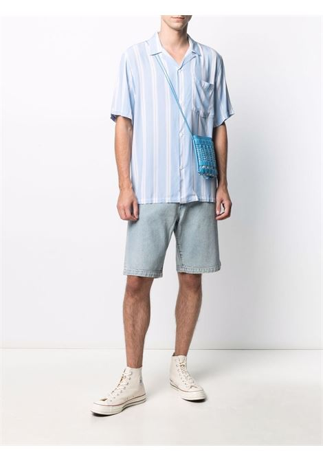 Camicia a righe uomo viscosa CARHARTT WIP | Camicie | I028941WV.90