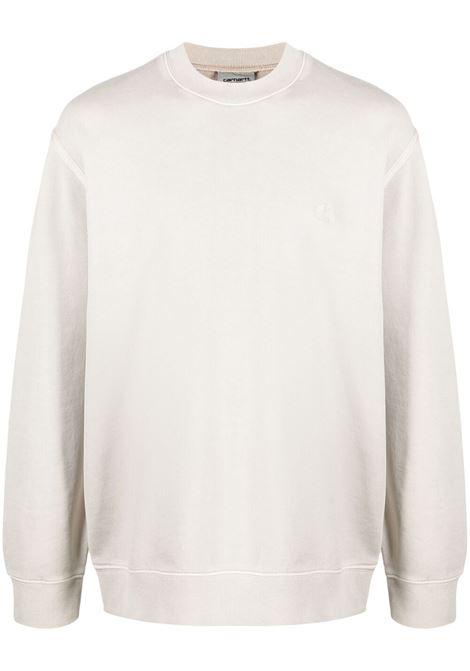 sedona sweatshirt man beige in cotton CARHARTT WIP | Sweatshirts | I0289640AA.00