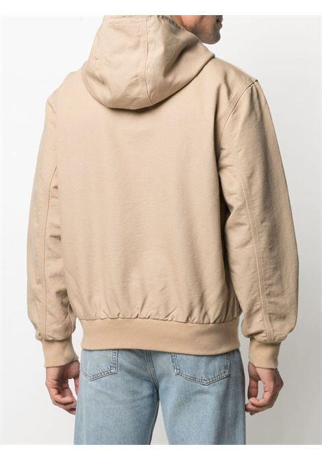 giacca active uomo beige in cotone CARHARTT WIP | Giacche | I02924207E.02