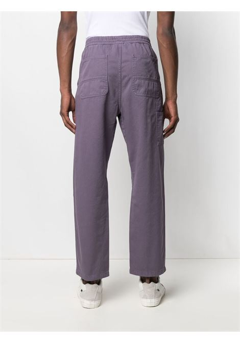 carson pant man purple in cotton CARHARTT WIP | Trousers | I0293640AF.06