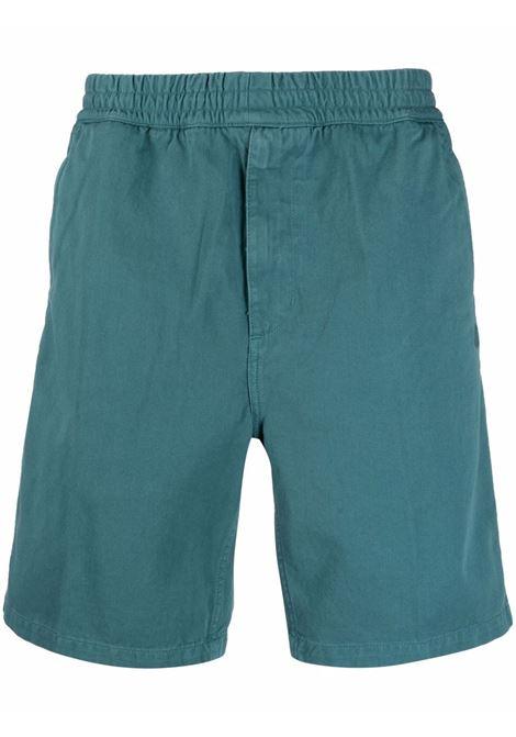 Carhartt Wip carson shorts man hydro CARHARTT WIP | Shorts | I0293650AC.06