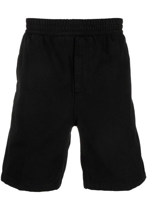 Carhartt Wip carson shorts man black CARHARTT WIP | Shorts | I02936589.06