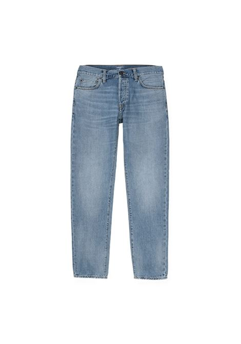 Carhartt jeans klondike uomo CARHARTT | Jeans | I01673501.WJ