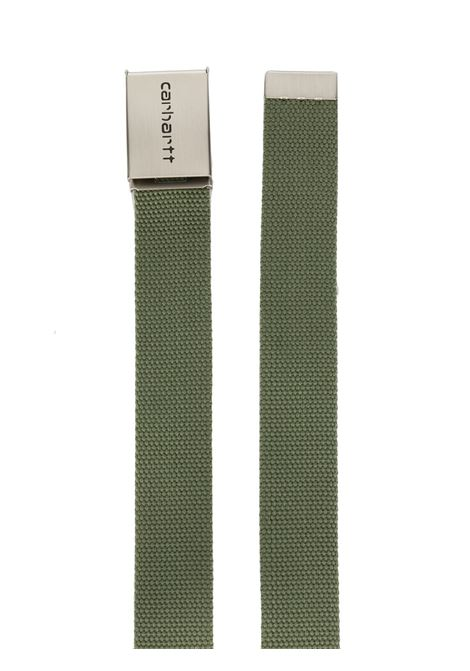 CLIP BELT CHROME CARHARTT | Belts | I019176667.00