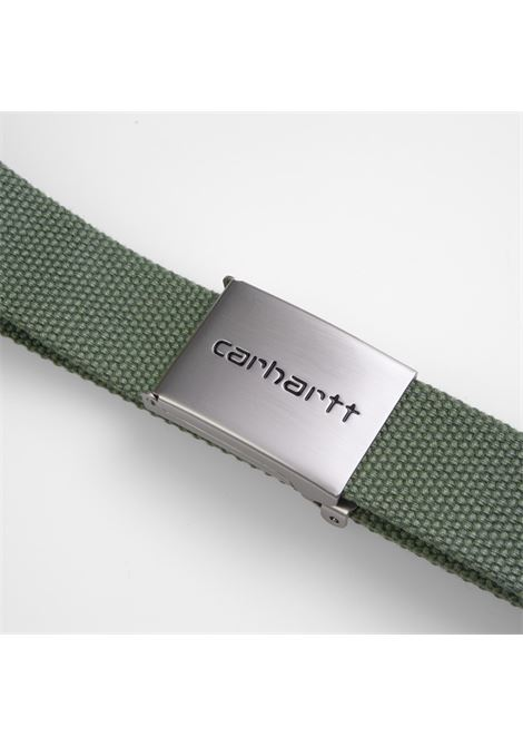 Carhartt cintura con clip uomo CARHARTT | Cinture | I019176667.00