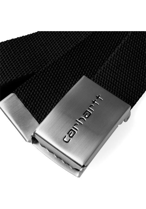 CLIP BELT CHROME CARHARTT WIP | Belts | I01917689.00