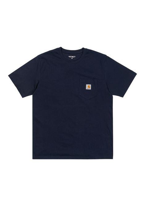 Carhartt t-shirt taschino uomo CARHARTT WIP | T-shirt | I0220911C.00