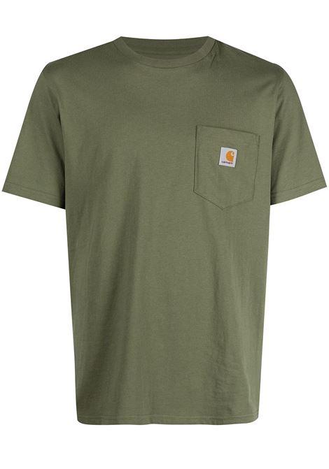 Carhartt t-shirt taschino uomo CARHARTT WIP | T-shirt | I022091667.00