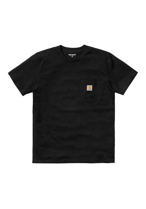 Carhartt t-shirt taschino uomo CARHARTT WIP | T-shirt | I02209189.00