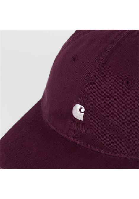 Carhartt madison logo uomo CARHARTT WIP | Cappelli | I02375008L.90