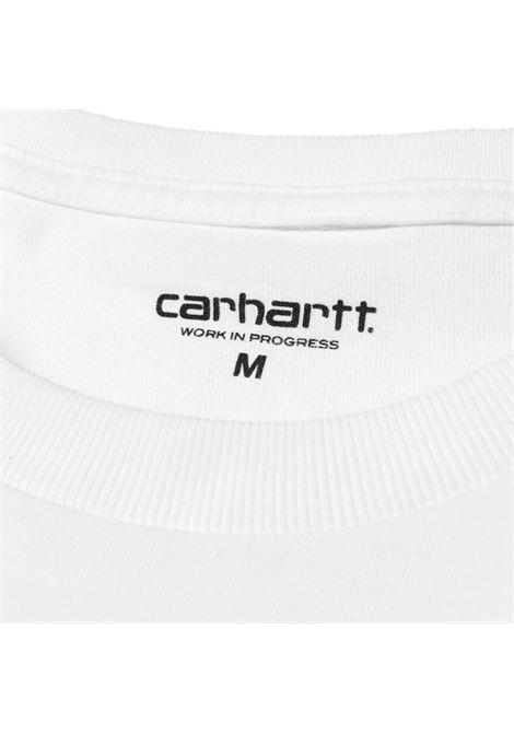 Carhartt l/s chase t-shirt uomo CARHARTT WIP | T-shirt | I02639202.90