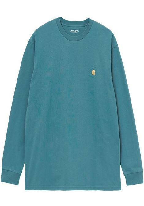 Carhartt l/s chase t-shirt uomo CARHARTT WIP | T-shirt | I0263920AC.90