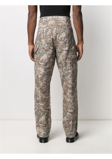 SINGLE KNEE PANT CARHARTT | Trousers | I0264630BW.WF