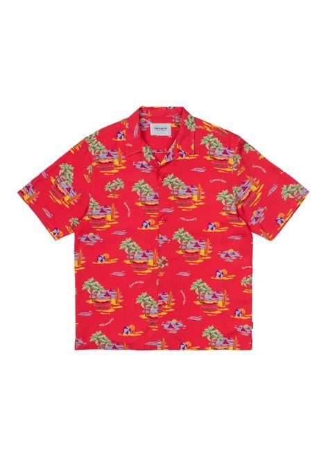 Carhartt camicia beach uomo CARHARTT | Camicie | I0287950BD.00
