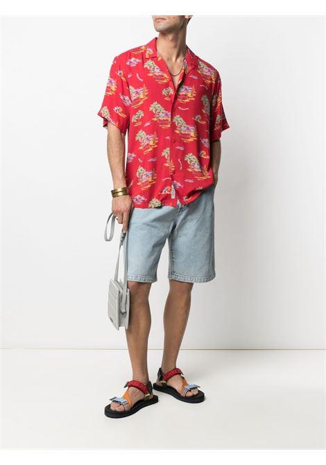 Carhartt camicia beach uomo CARHARTT WIP   Camicie   I0287950BD.00