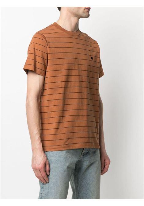 DENTON T-SHIRT CARHARTT | T-shirts | I028925.030AB.90