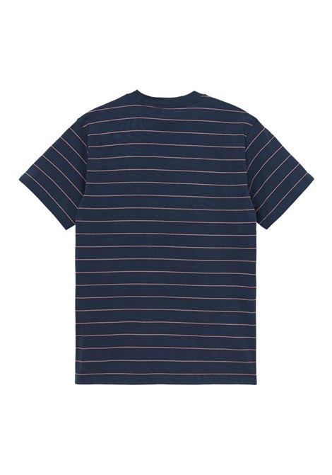 Carhartt t-shirt denton uomo CARHARTT | T-shirt | I0289250AG.90