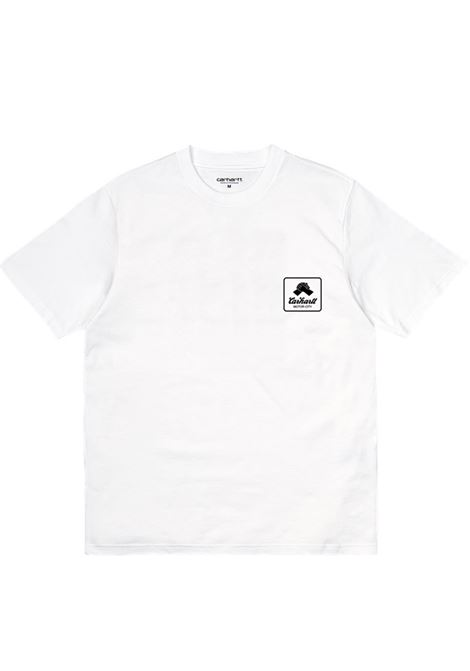 Carhartt t-shirt con logo uomo CARHARTT WIP | T-shirt | I02893102.90
