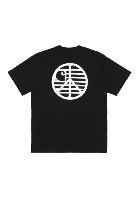 Carhartt carhartt peace state t-shirt uomo CARHARTT | T-shirt | I02893189.90