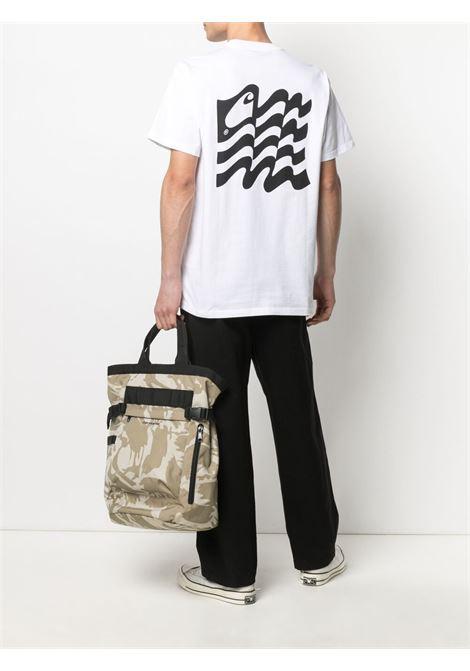 Carhartt t-shirt wavy state uomo CARHARTT WIP | T-shirt | I02901102.90