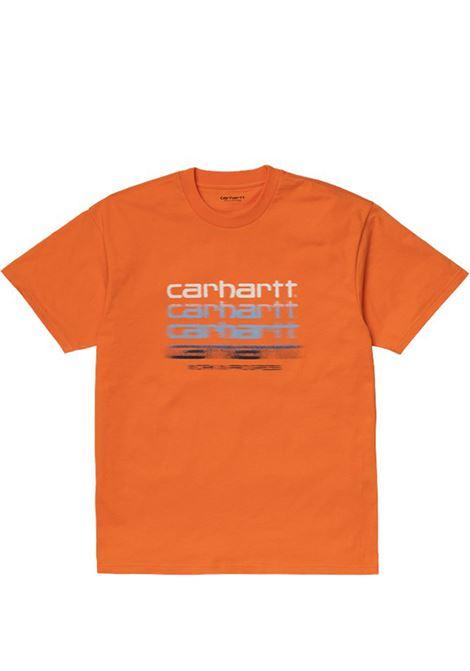 Carhartt t-shirt con logo uomo CARHARTT WIP | T-shirt | I0290130AN.00