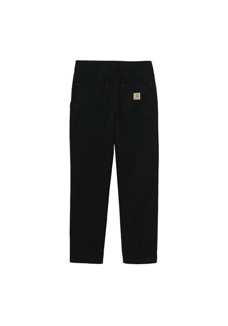 Carhartt wesley pant uomo CARHARTT WIP | Pantaloni | I029118.0089.GD