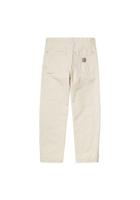 Carhartt wesley pant uomo CARHARTT WIP | Pantaloni | I02911805.GD
