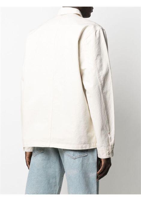 Carhartt giacca wesley uomo bianco CARHARTT WIP   Giacche   I02911905.GD