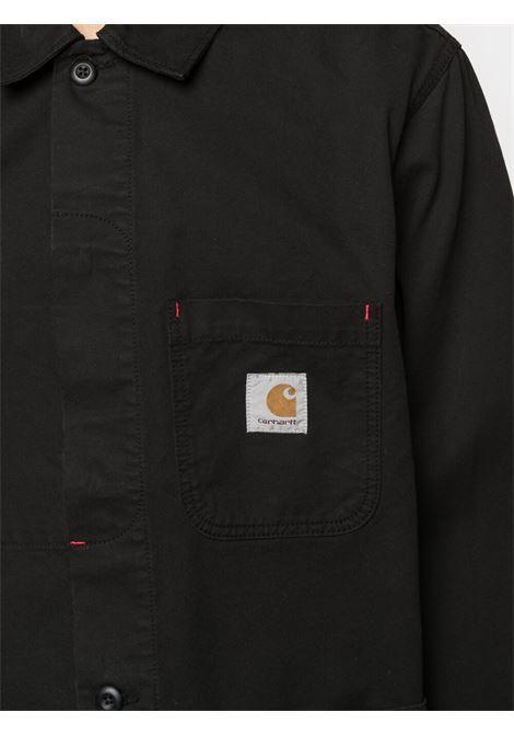 Carhartt wesley jacket uomo CARHARTT | Giacche | I02911989.GD