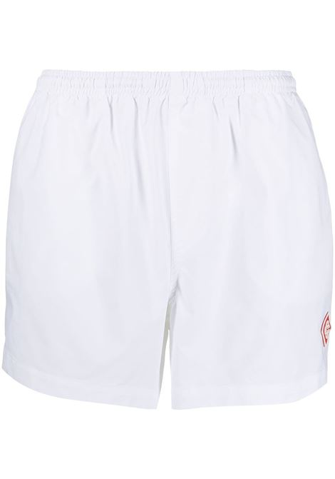 COTTON SHORT CASABLANCA | Shorts | MS21-TR-032WHITE