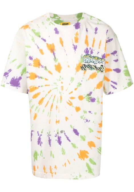 BLOCK TIE DYE T-SHIRT CHINATOWN MARKET | T-shirts | 1990458SPIRAL TIE DYE