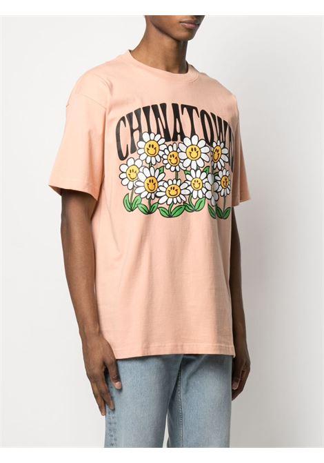 Chinatown market t-shirt con stampa uomo CHINATOWN MARKET | T-shirt | 1990464PCH