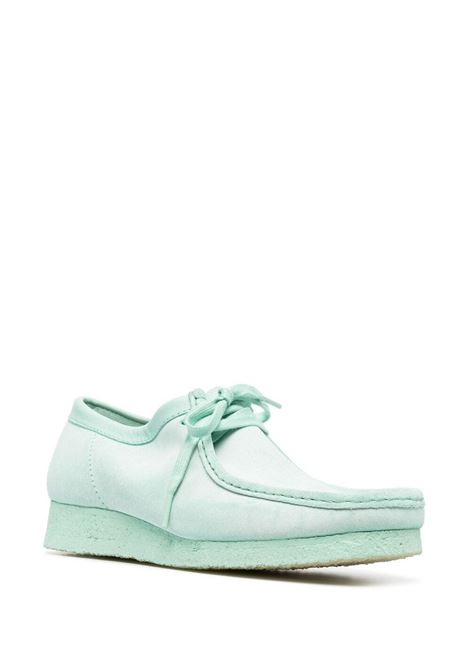 WALLABEE CLARKS | Laced Shoes | 158500MINT