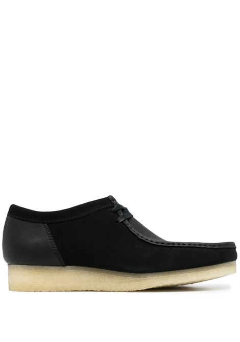 WALLABEE 2CLR CLARKS | Laced Shoes | 160489BLACK