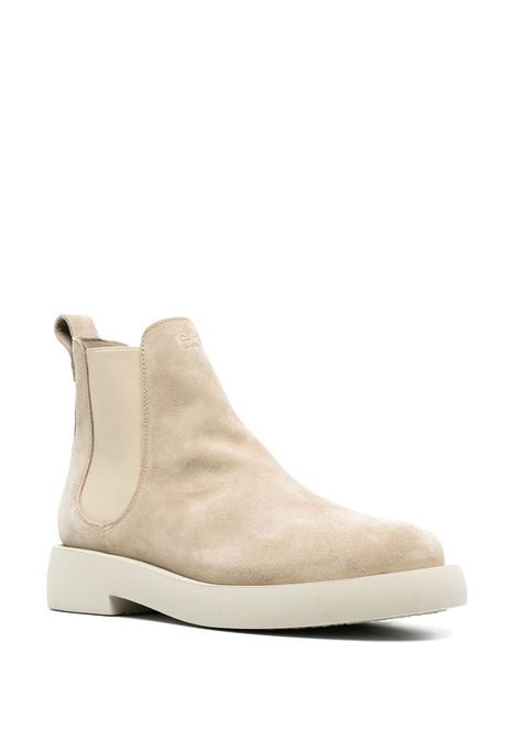 MILENO ANKLE BOOT CLARKS | Boots | 26160856SAND SUEDE
