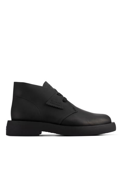 Clarks Originals polacchino mileno uomo CLARKS | Stivali | 26160860BLACK LEATHER