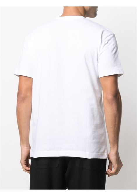 Comme Des Garçons Play t-shirt man white COMME DES GARÇONS PLAY | T-shirts | P1T034A