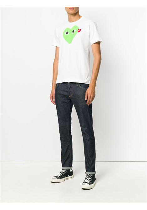 PLAY T-SHIRT COMME DES GARÇONS PLAY | T-shirts | P1T1063