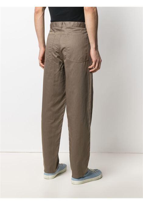 Comme Des Garçons Shirt pantaloni a gamba dritta uomo COMME DES GARÇONS SHIRT | Pantaloni | FG-P004KHAKI